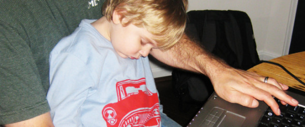 Take your child to work day: Coding Rocks