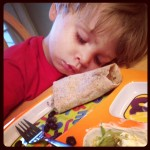 Guest Napper #126 – Face Down Foodie