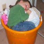 Guest Napper #141: Lethargic Laundry