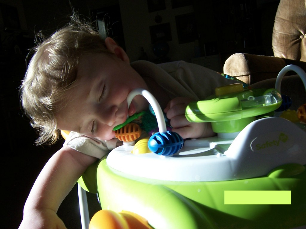 Guest Napper #144: Tasty Teether