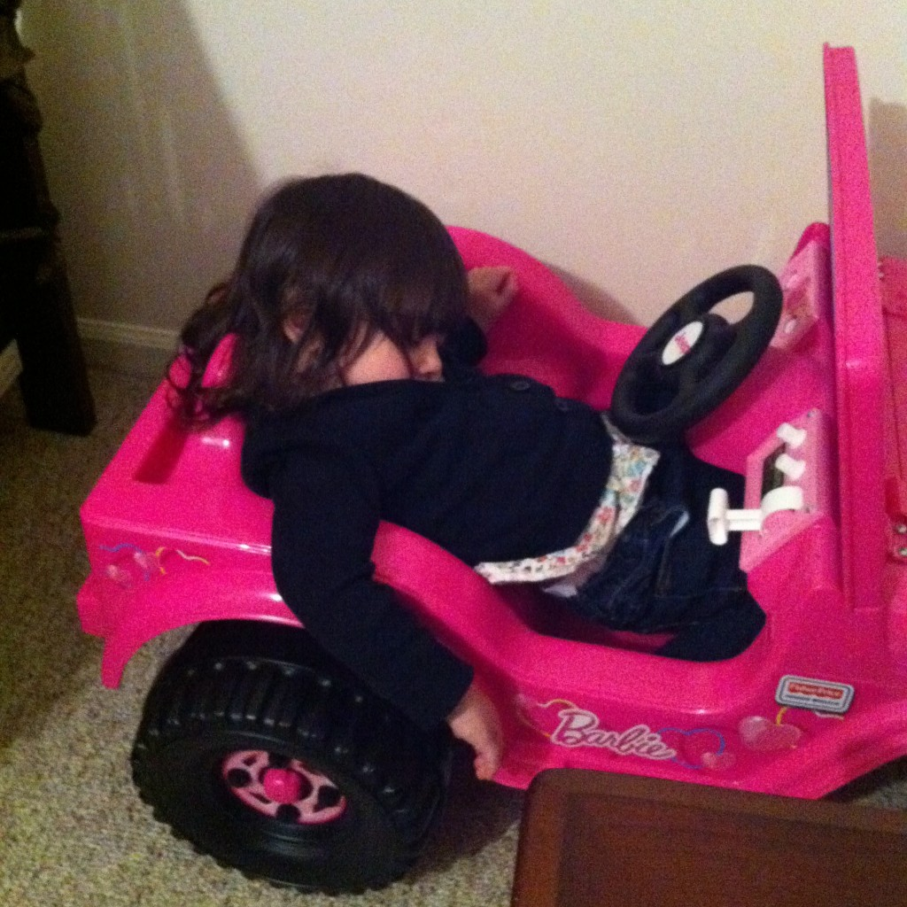 Guest Napper #153: Cruisin' for a Snoozin'