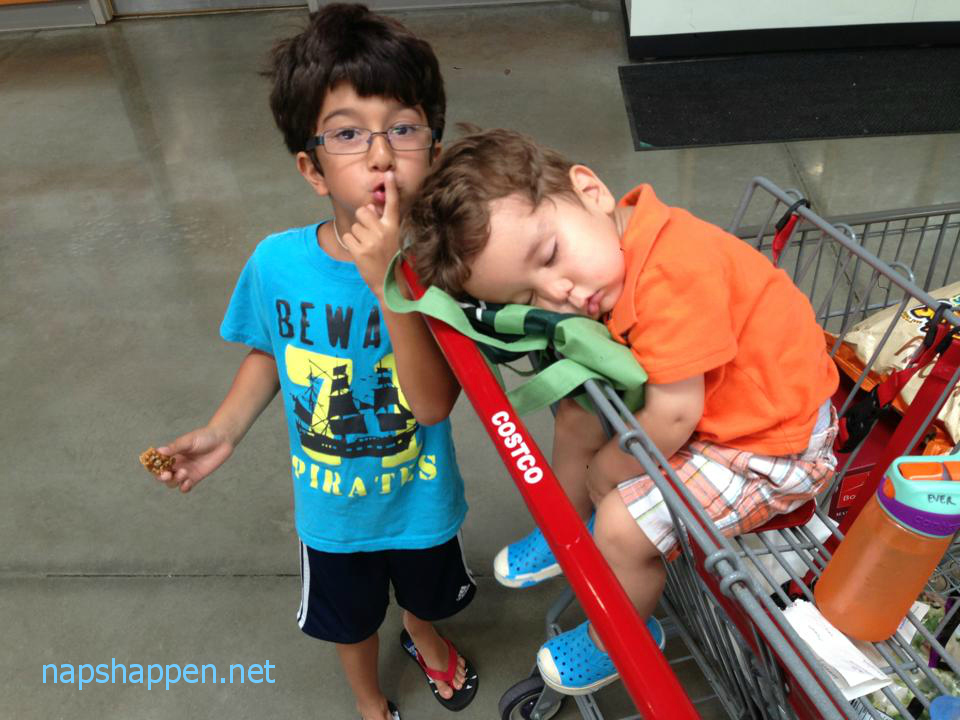 Guest Napper #197: Sibling Save